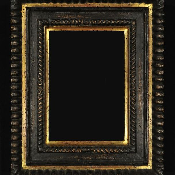 Renaissance 0406 fine gold and black – 80 mm