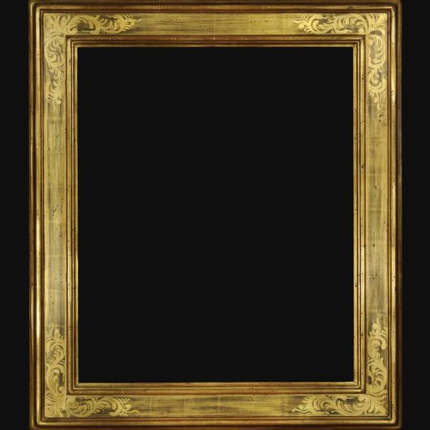 Renaissance FL 100 fine gold SP, black base – 100 mm